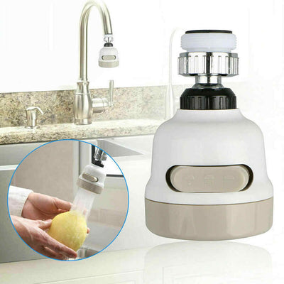360 Degree Rotating Kitchen Tap Head