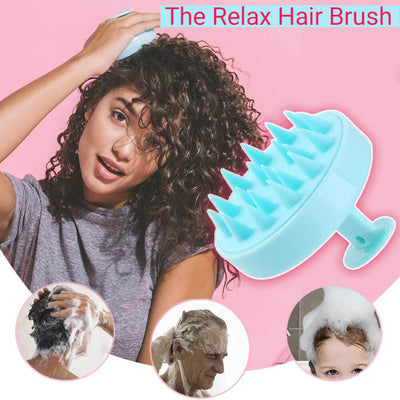 Garish Pigs | Relax Hair Brush