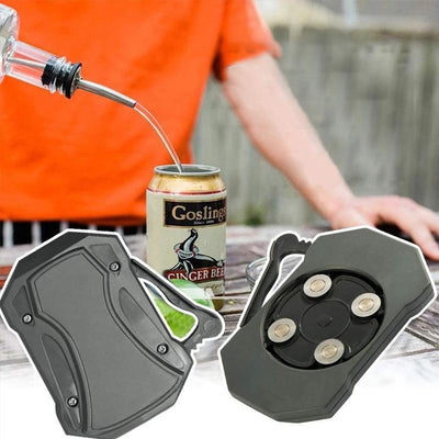 Topless Can Opener