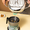 3-in-1 Japanese Stainless-Steel Frying Pot