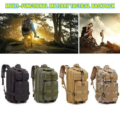 Multi-functional Tactical Backpack
