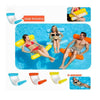 Garish Pigs | Inflatable Swimming Pool Lounger