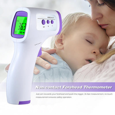 Garish Pigs | Multi-Functional Non-Contact Digital Thermometer | US Fast Shipping | FDA Approved