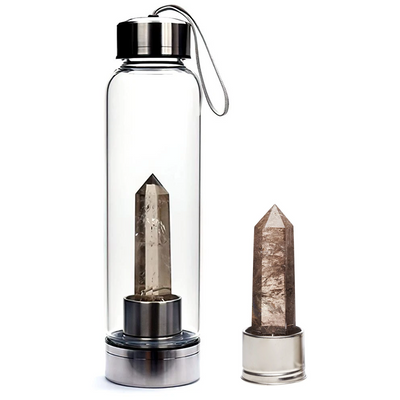 Crystal Healing Water Bottle