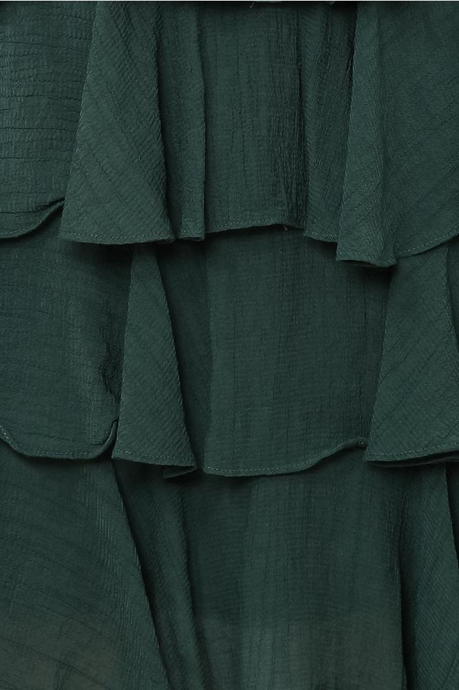 MARNIE DRESS - GREEN