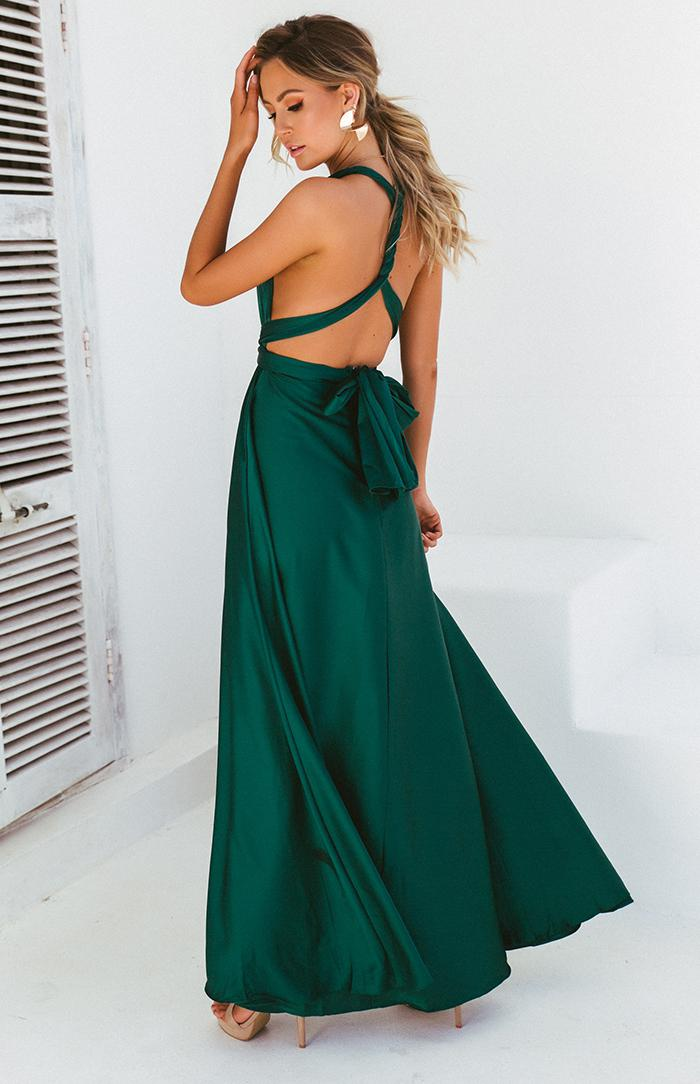 KARMA MULTI WAY MAXI - EMERALD