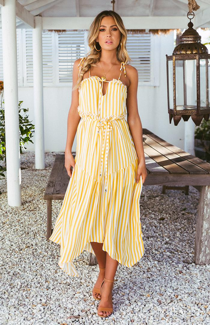 KADENCE MAXI - YELLOW