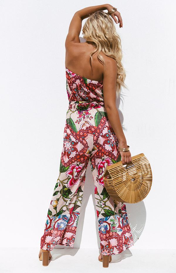 DAHLIA TUBE JUMPSUIT