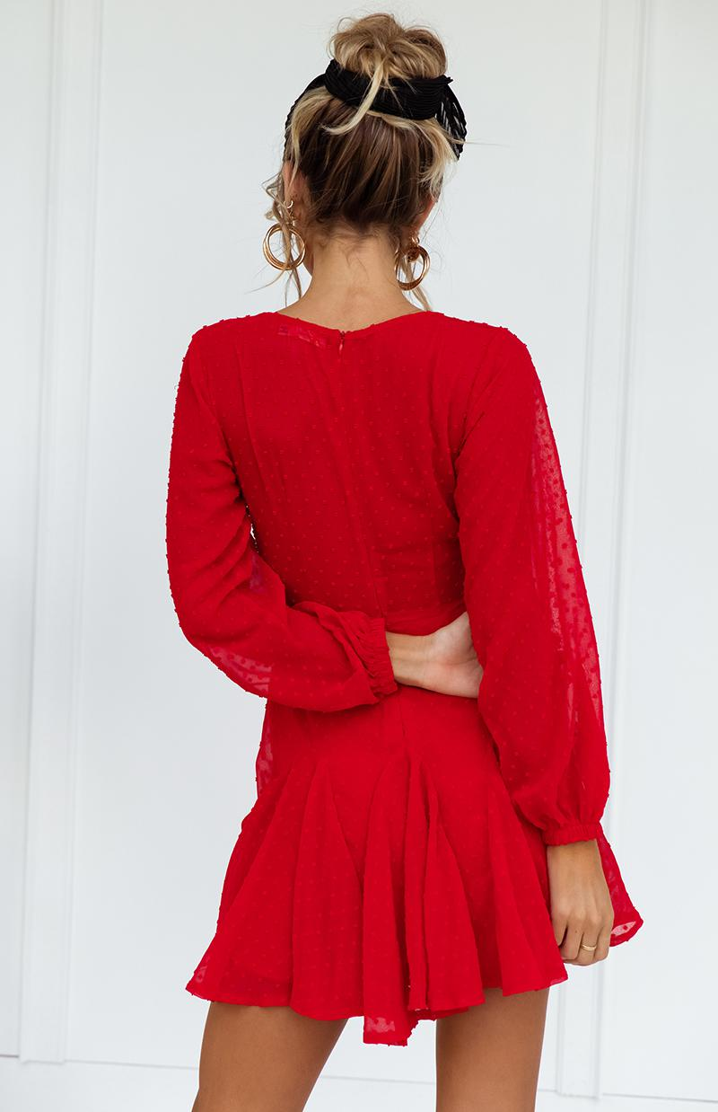 LOEWE DRESS - RED