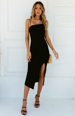 AYMARA DRESS - BLACK