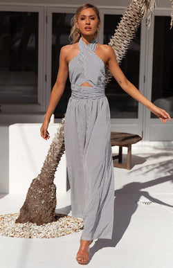 VALLEY JUMPSUIT - STRIPE