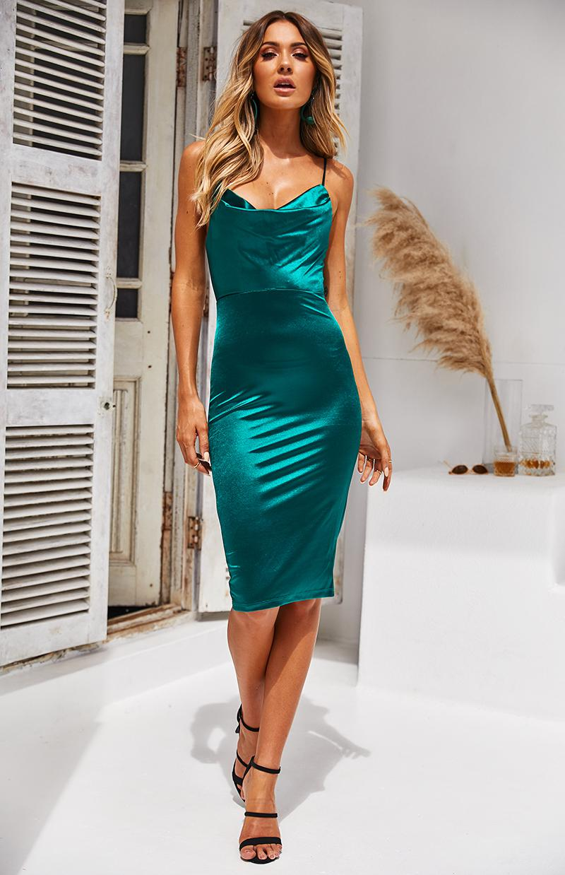 SINI DRESS - JADE