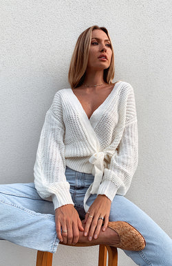 ALDREEN KNIT - CREAM