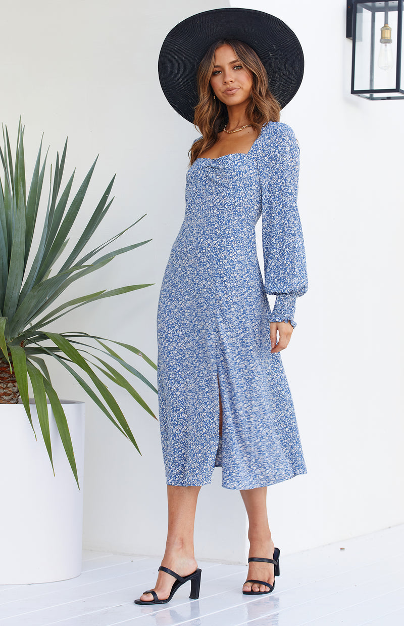 COMMONS MIDI DRESS