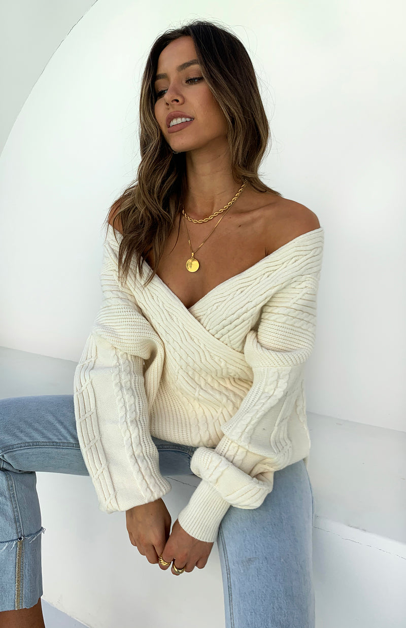 TULLUM KNIT - CREAM