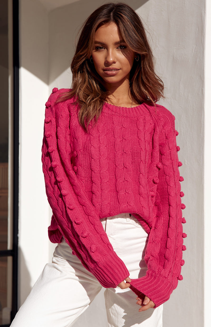 AASAM KNIT - PINK