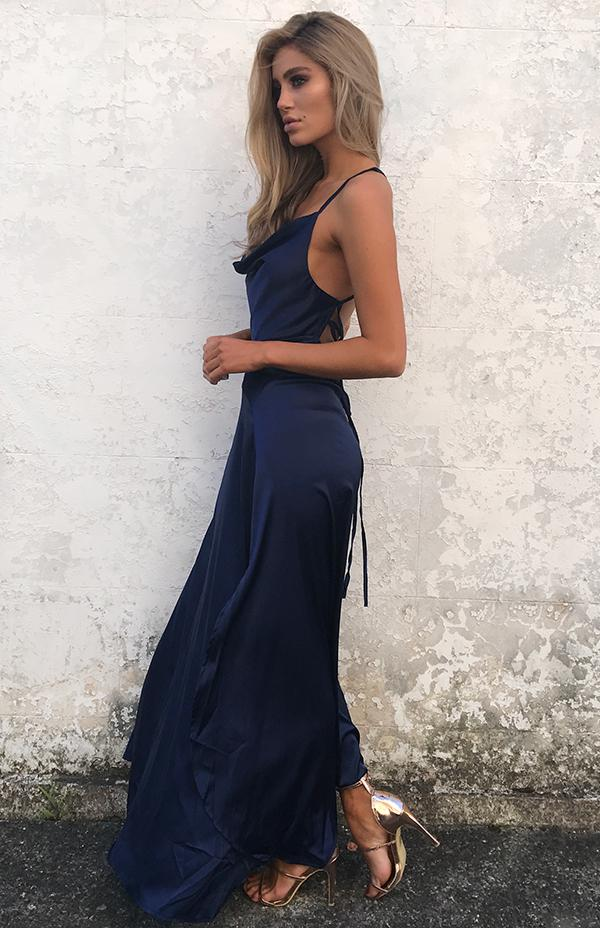 SAINTS MAXI - NAVY