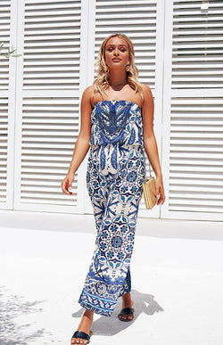 MANDALAY TUBE JUMPSUIT