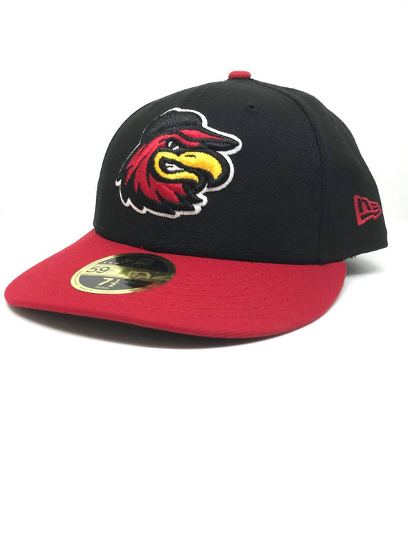 Rochester Red Wings Low Profile Home Fitted Cap