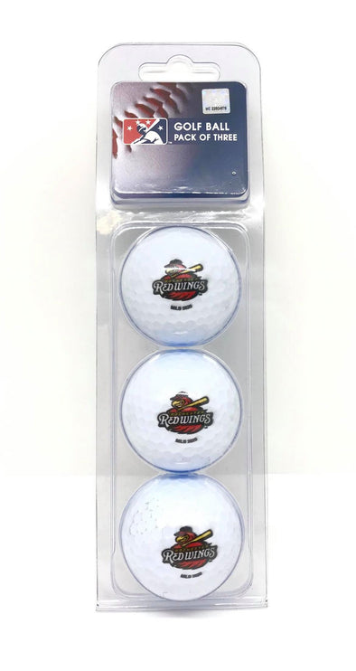 Rochester Red Wings Golf Balls