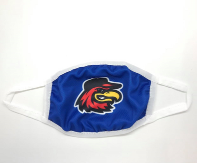 Rochester Red Wings YOUTH Blue Mask