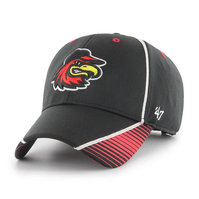Rochester Red Wings Radiate Adjustable Cap