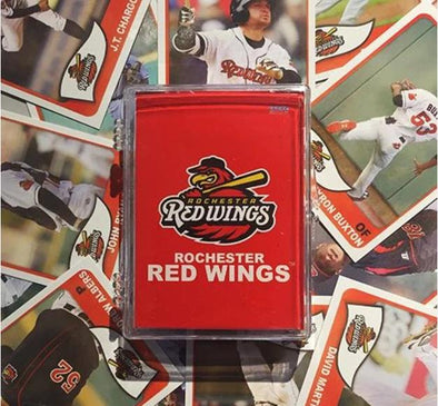 Rochester Red Wings 2016 Team Card Set
