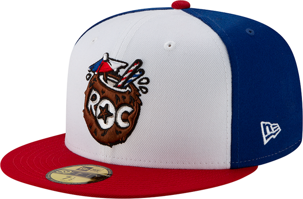 Cocos Locos De Rochester On Field Fitted Cap