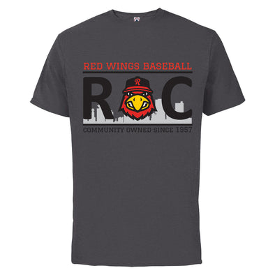 Rochester Red Wings ROC Skyline Tee