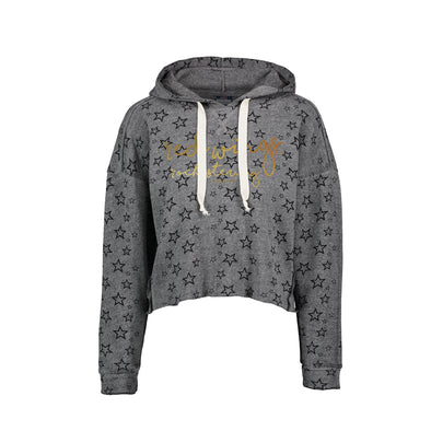 Rochester Red Wings Women's Cropped Star Hoodie