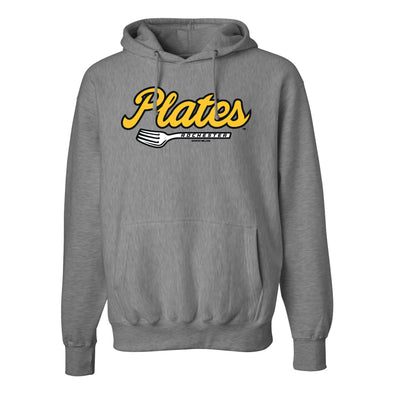 Rochester Plates Gray Hoodie