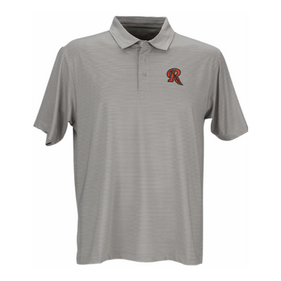 Rochester Red Wings Micro Stripe Polo