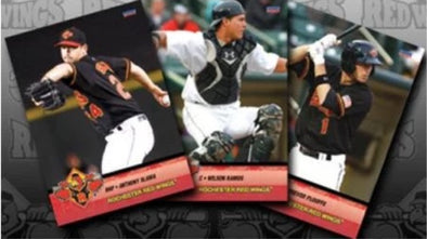 Rochester Red Wings 2010 Team Card Set
