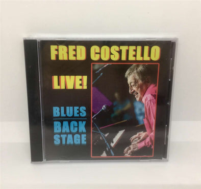Rochester Red Wings Fred Costello - Blues Backstage