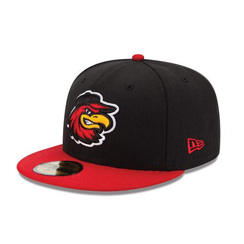 Rochester Red Wings Home Fitted Cap