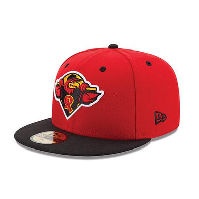 Rochester Red Wings Road Fitted Cap