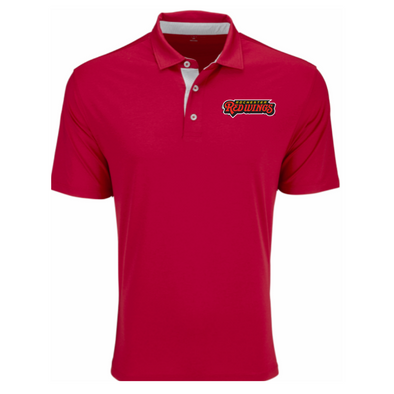 Rochester Red Wings Contrast Collar Polo