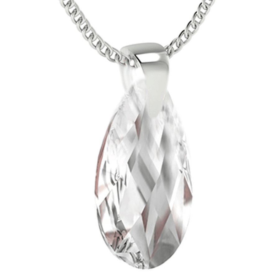 Clear Drop Pendant