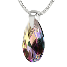 Load image into Gallery viewer, Rainbow Drop Pendant