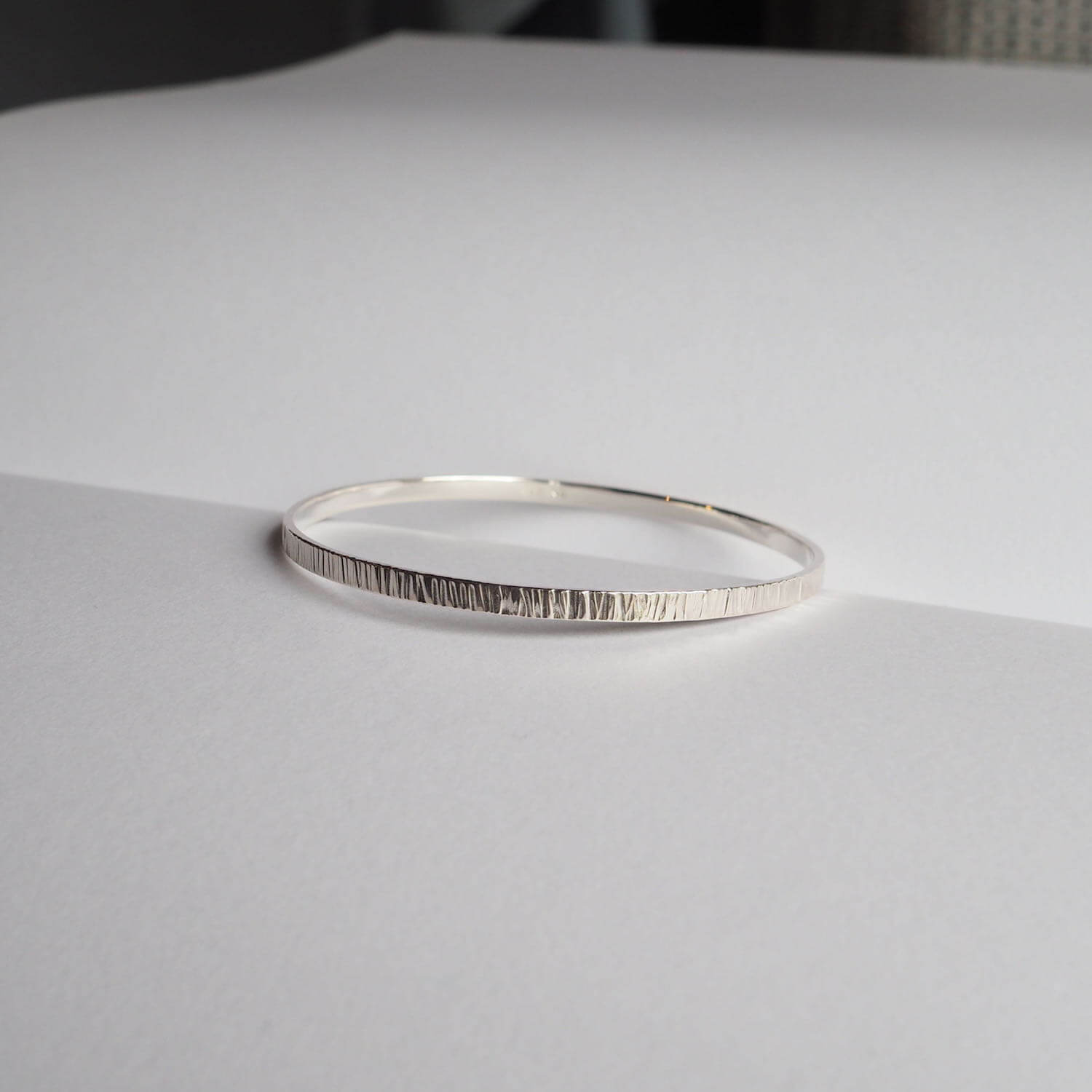 Allied Bangle Rose Gold