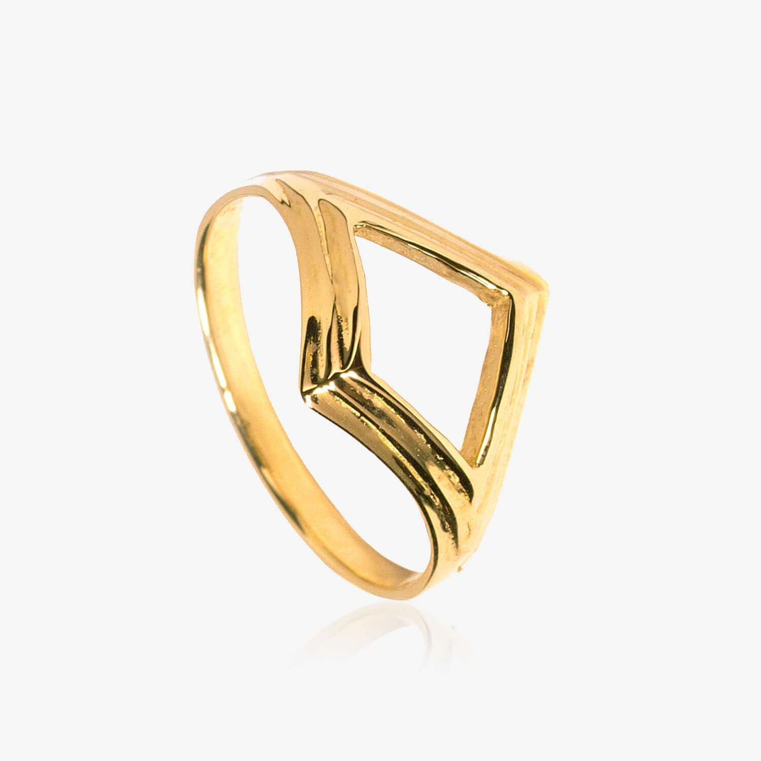 Bellot Ring Gold