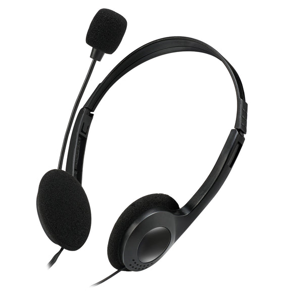 Headsets with microphone