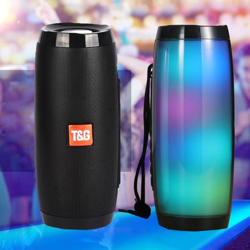 T&G Bluetooth Speakers w/Light - E Store