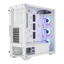 PC Gaming Option 2 Cooler Master White