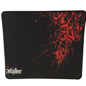 Gaming Mouse Pad Laptop Computer Mousepad PC Mat Desktop Red And Green