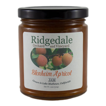 Blenheim Apricot Jam from Ridgedale Orchard