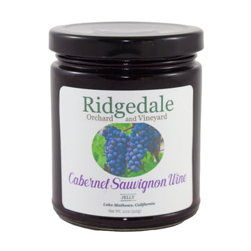 Cabernet Sauvignon Wine Jelly - Ridgedale Orchard & Vineyard