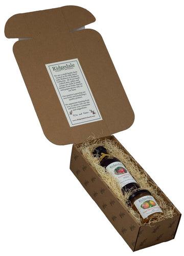 Jam and Syrup Custom Assortment Box - Ridgedale Orchard & Vineyard