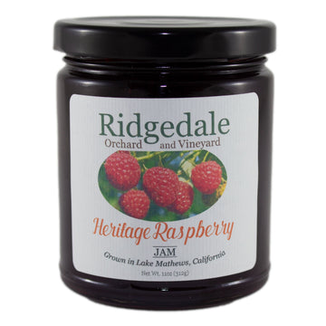 Raspberry Jam - Ridgedale Orchard & Vineyard