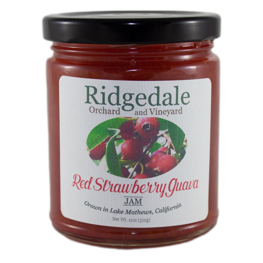 Strawberry Guava Jam - Ridgedale Orchard & Vineyard